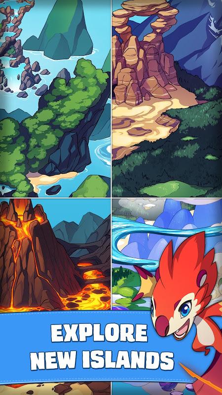 Mino Monsters Evolution 1