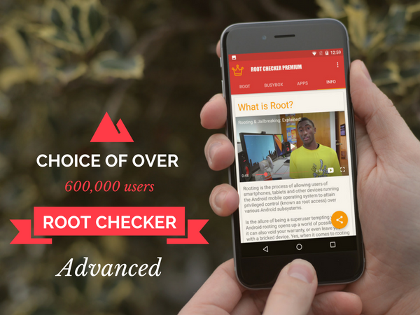 Root Checker Advanced FREE [Root] 2