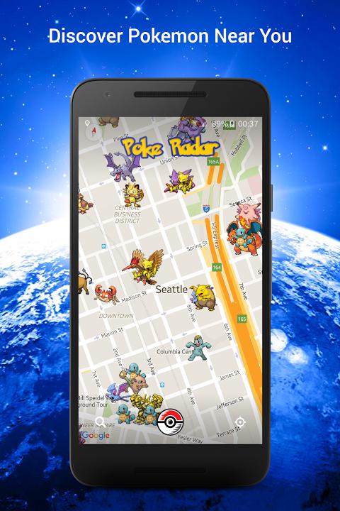 Poke Radar for Pokemon GO 1