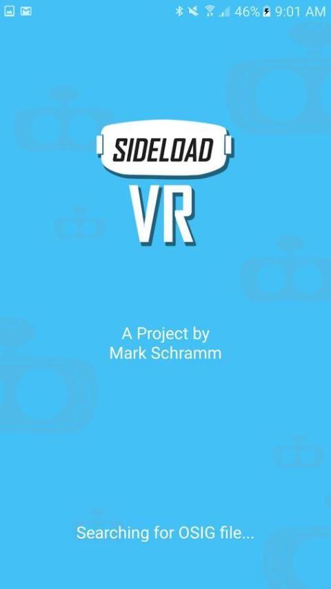 SideloadVR para GearVR 1