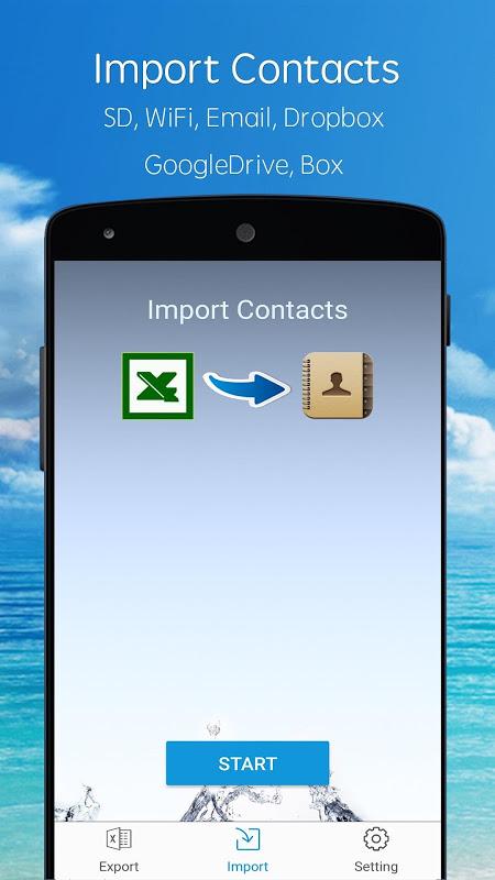 SA Contacts Lite 2