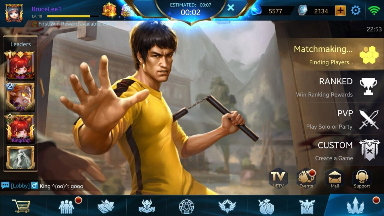 Heroes Evolved 2