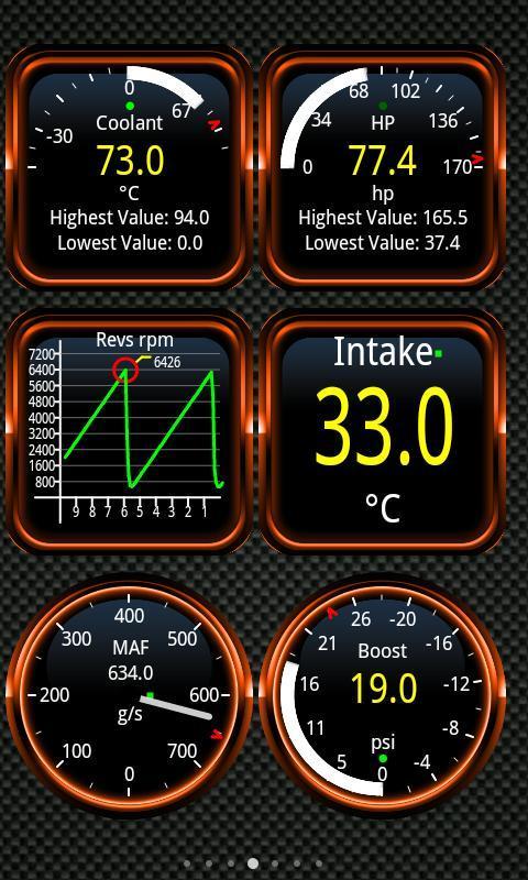 Torque Pro (OBD 2 & Car) 1