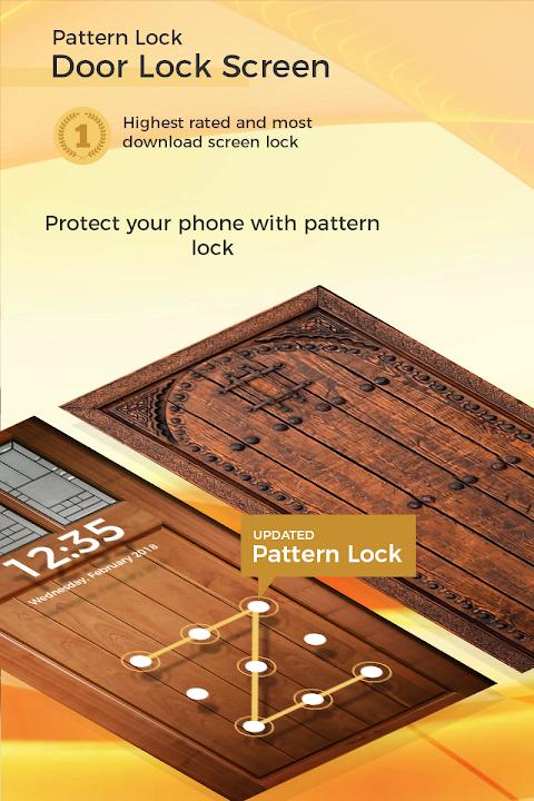 Door Lock Screen 3