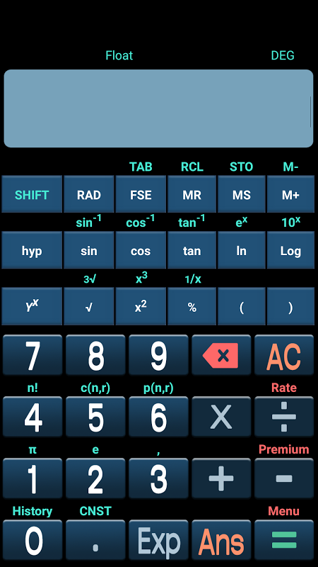 Scientific Calculator Plus 1
