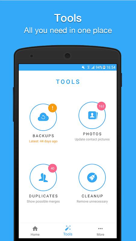 Contacts, Dialer, Phone & Call Block Por Simpler APK