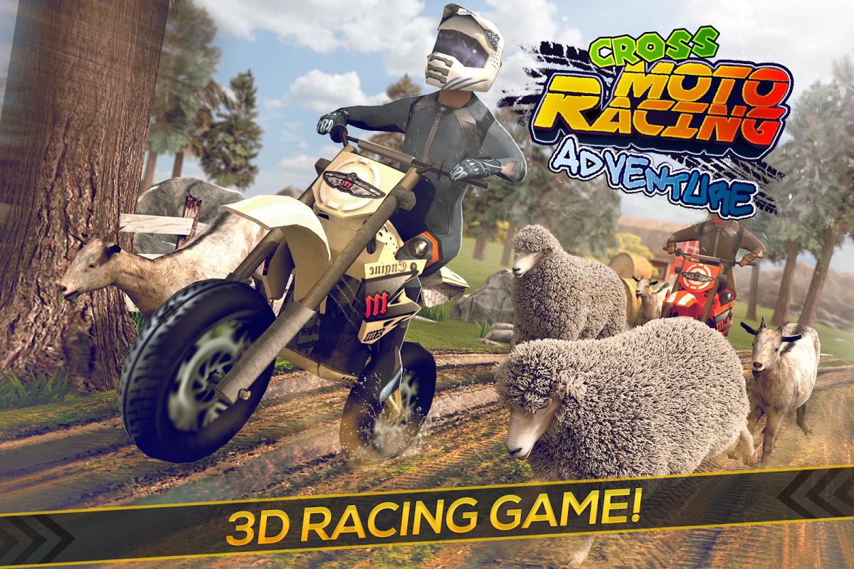 Cross Moto Racing Adventure 1