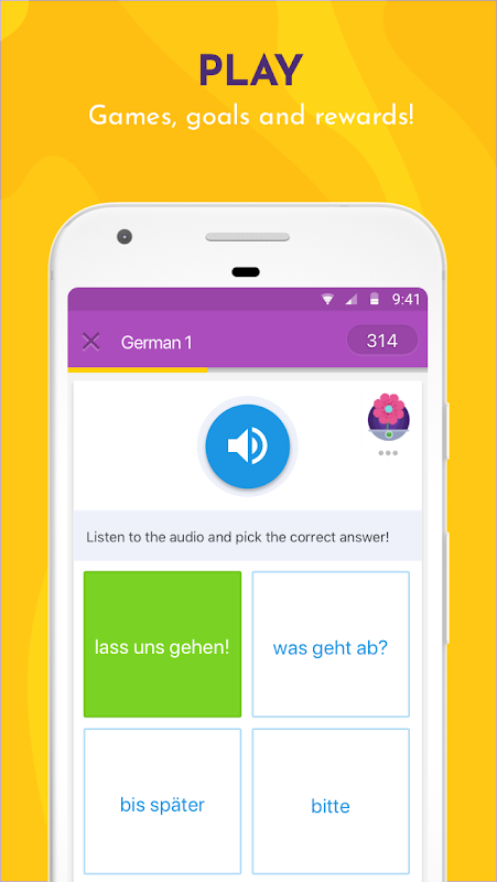 Learn Languages con Memrise 3