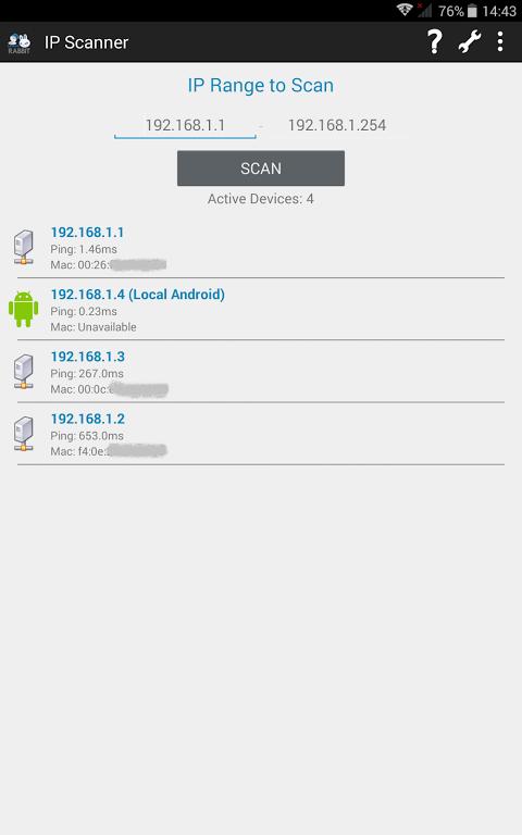 IP Scanner 3