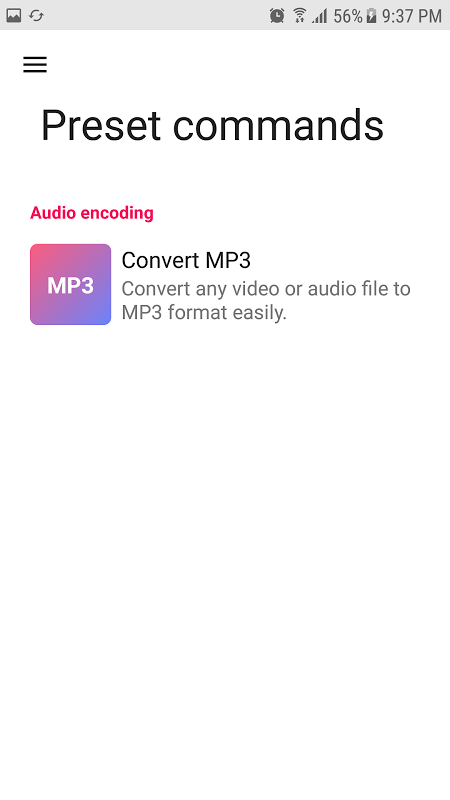 Media Converter Pro 4