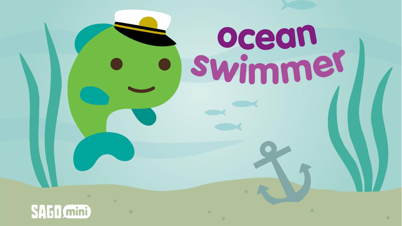 Sago Mini Ocean Swimmer 1