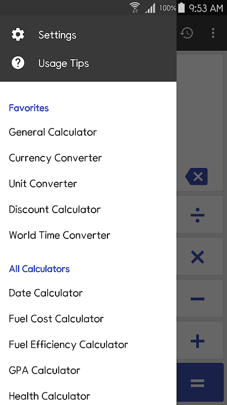 ClevCalc 1