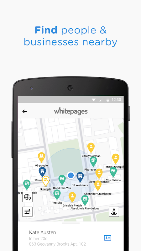 Whitepages People Search 4