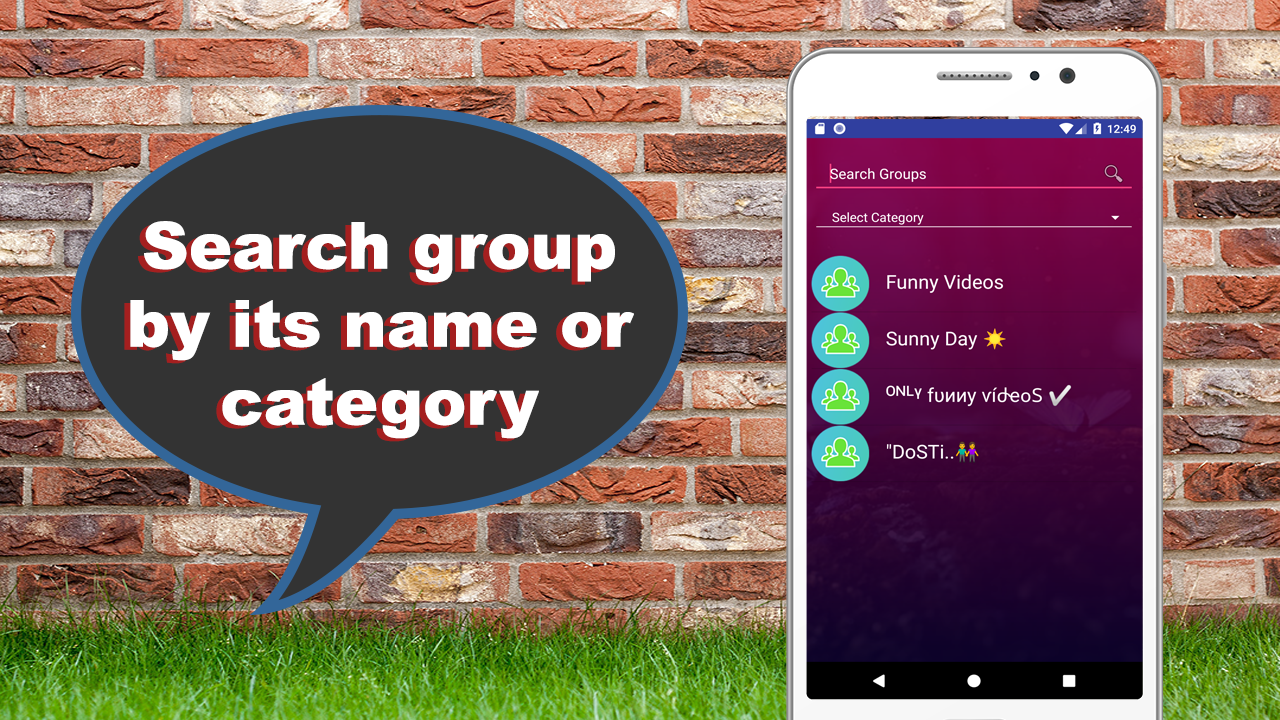 Latest Group Links para WhatsApp 2
