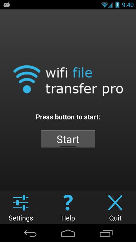 WiFi File Transfer Pro 3