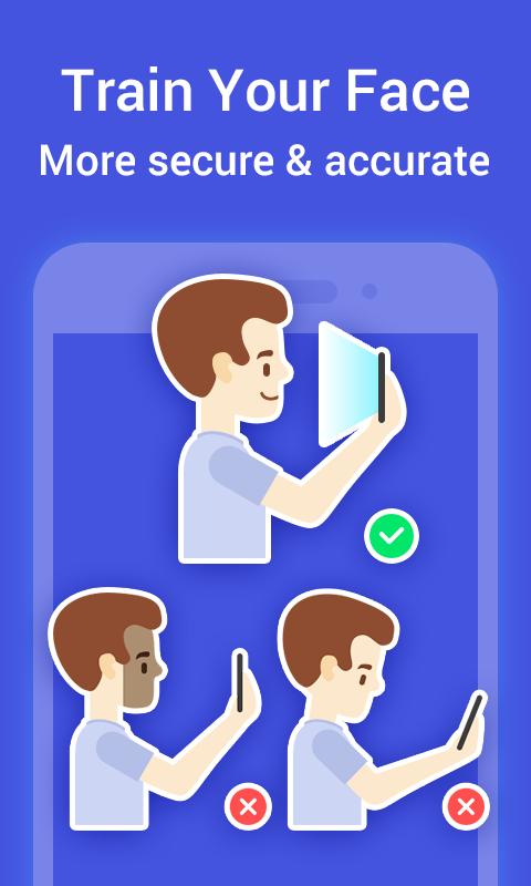 Face ID Lock Screen 2