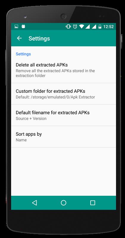 Apk Extractor 4