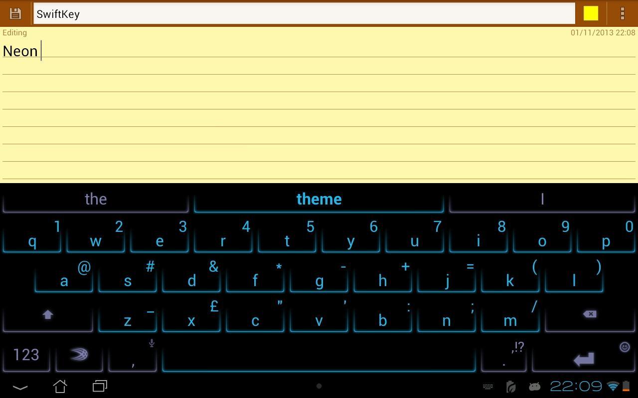 SwiftKey Keyboard Free 3