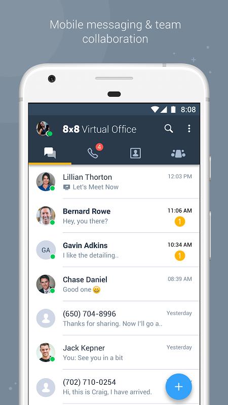 8×8 Virtual Office 2