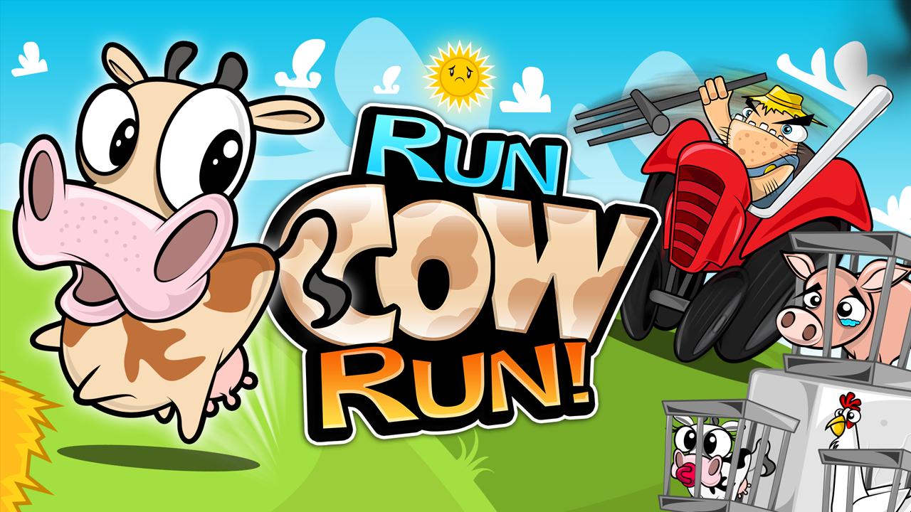 Run Cow Run 1