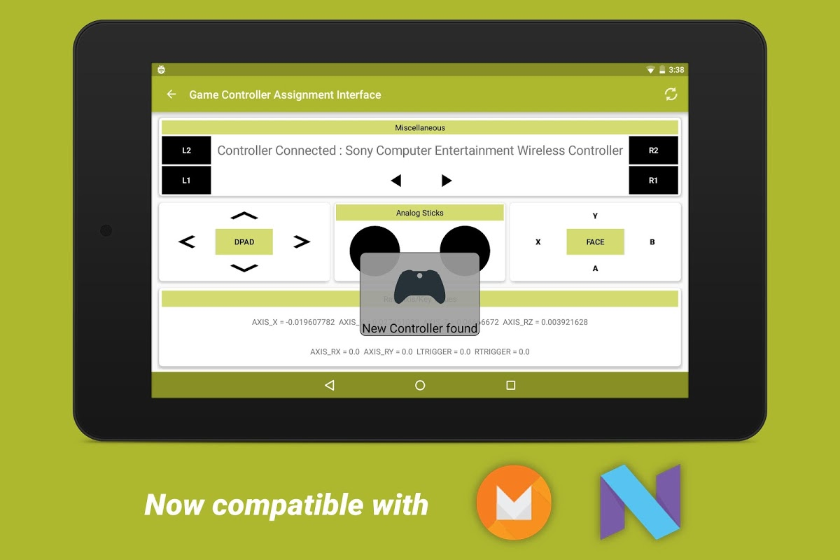 Game Controller KeyMapper 2