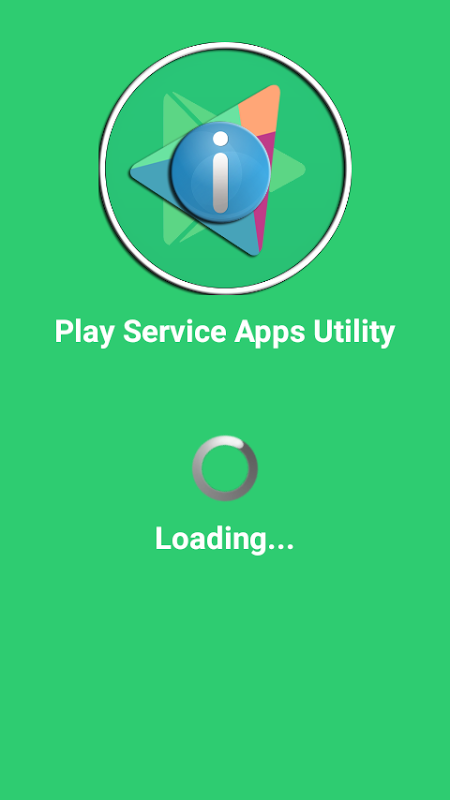 Play Service Apps Utility 1