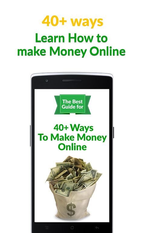 40+ easy ways to make money 1
