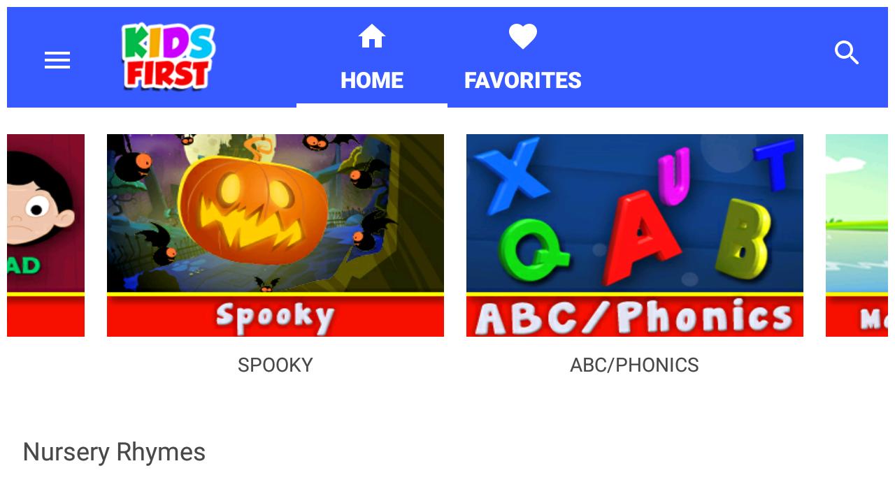 Kids Videos & Nursery Rhymes 4