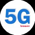 Browser 5G cepat & aman