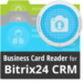 descargar Business Card Reader para Bitrix24 CRM gratis