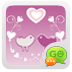 descargar GO SMS Pro Bird Lover Theme gratis