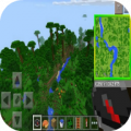 descargar Mini map Mod para MCPE gratis