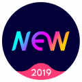 New Launcher 2019 themes