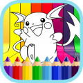 descargar Poke-Monster Drawing Book gratis
