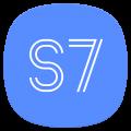 descargar S7/S8 Launcher para Galaxy S/A/J/C