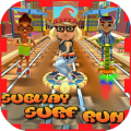 SubWay Surf run