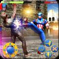 Superhero Street Fighting Kung