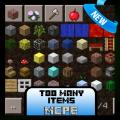 Too Many Tool Mod para MCPE