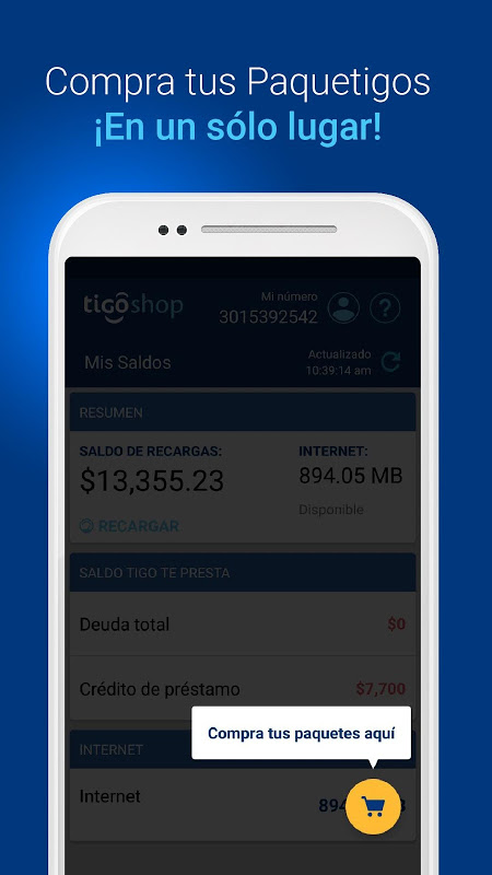 Tigo Shop Colombia 2