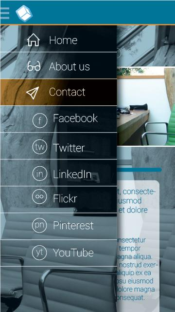 WebView Android Template App 2