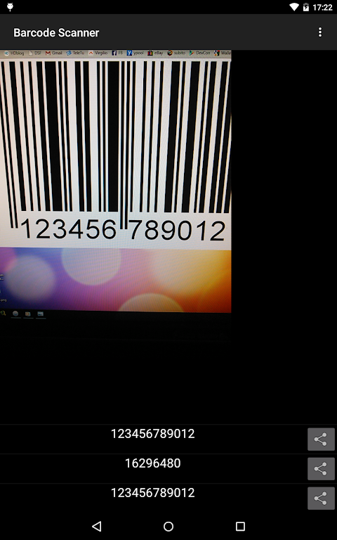 Barcode Scanner 4