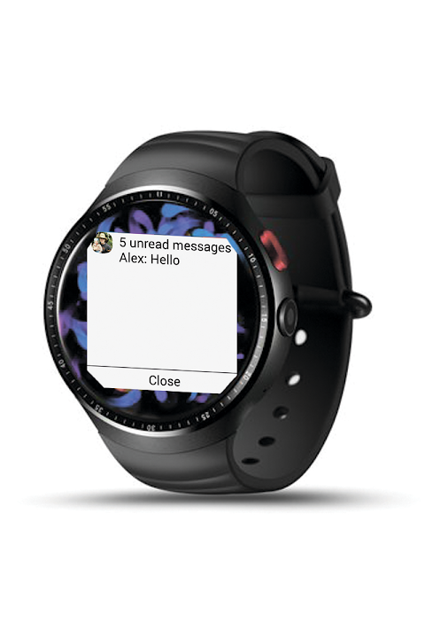 SmartWatch Connect 2
