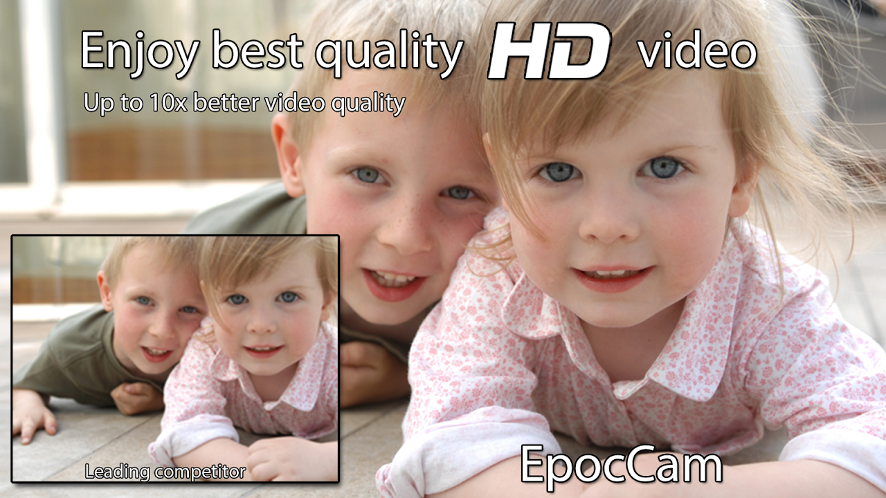 EpocCam Wireless PC Webcam 1