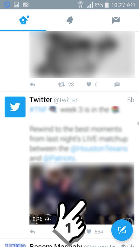Video | GIF Downloader para Twitter 1