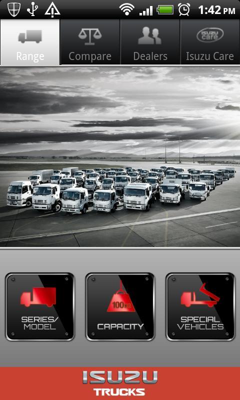 Isuzu Trucks Australia. 1