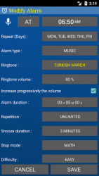 Alarm Clock Timer Stopwatch 2