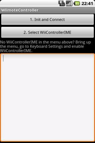 Wiimote Controller 1