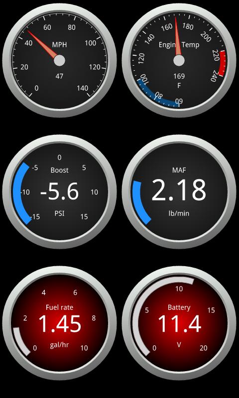 OBDLink (OBD car diagnostics) 2
