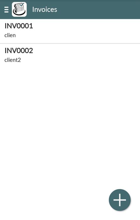 Invoice 4