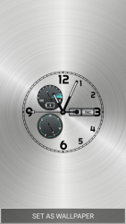 Background Clock Wallpaper 2